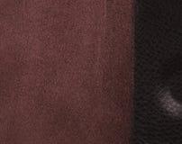 Αντίστροφη πλευρά του δέρματος  σύσταση δέρματος ως υπόβαθρο Στοκ εικόνα με δικαίωμα ελεύθερης χρήσης