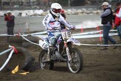 Αθλητισμός Λιγυρία του MX Moto Trofeo Στοκ Φωτογραφίες