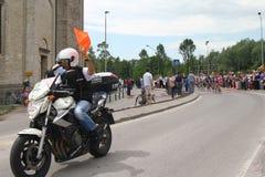 ανταγωνισμός που ανακυ&kapp Στοκ φωτογραφία με δικαίωμα ελεύθερης χρήσης