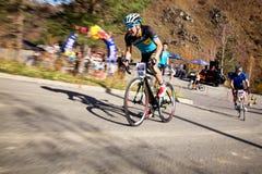 Ανταγωνισμός ποδηλάτων Στοκ Φωτογραφίες