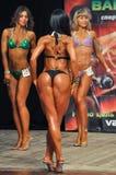 Ανταγωνισμός σώμα-οικοδόμησης Στοκ Φωτογραφία