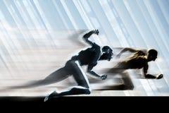 ανταγωνισμός Στοκ εικόνες με δικαίωμα ελεύθερης χρήσης