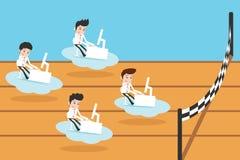 Ανταγωνισμός ελεύθερη απεικόνιση δικαιώματος