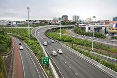 Ανταλλαγή αυτοκινητόδρομων στοκ φωτογραφία με δικαίωμα ελεύθερης χρήσης