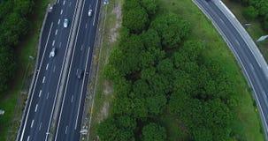 Ανταλλαγή εθνικών οδών και δρόμων στοκ εικόνες