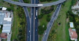 Ανταλλαγή εθνικών οδών και δρόμων στοκ φωτογραφίες