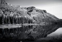 αντανάκλαση βουνών Στοκ φωτογραφία με δικαίωμα ελεύθερης χρήσης