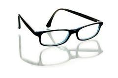 αντανάκλαση γυαλιών Στοκ Φωτογραφία