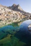 Αντανάκλαση λιμνών βουνών Στοκ φωτογραφίες με δικαίωμα ελεύθερης χρήσης