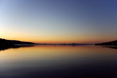 αντανάκλαση πρωινού Στοκ Εικόνες
