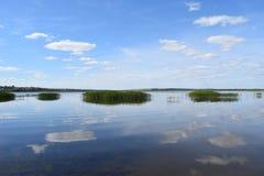 Αντανάκλαση φύσης Στοκ φωτογραφία με δικαίωμα ελεύθερης χρήσης