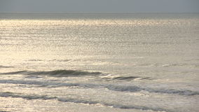 Αντανάκλαση ήλιων στα κύματα φιλμ μικρού μήκους