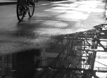 Αντανάκλαση ανακύκλωσης Στοκ Εικόνες