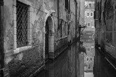 αντανάκλαση Βενετία Στοκ φωτογραφίες με δικαίωμα ελεύθερης χρήσης