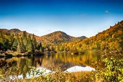 Αντανάκλαση βουνών Στοκ Εικόνες