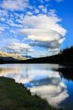 Αντανάκλαση λιμνών Johnson Στοκ Εικόνες