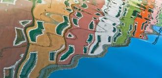 Αντανάκλαση νερού Στοκ εικόνες με δικαίωμα ελεύθερης χρήσης