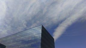 Αντανάκλαση ουρανού Στοκ Εικόνα