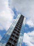 Αντανάκλαση πύργων Στοκ φωτογραφία με δικαίωμα ελεύθερης χρήσης