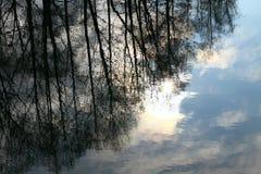Αντανάκλαση στο νερό Στοκ Φωτογραφία