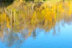 Αντανάκλαση στο νερό Στοκ εικόνες με δικαίωμα ελεύθερης χρήσης