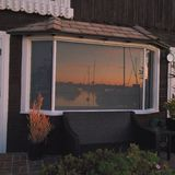 Αντανάκλαση στο παράθυρο Στοκ φωτογραφίες με δικαίωμα ελεύθερης χρήσης