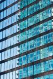 Αντανάκλαση της οικοδόμησης Στοκ εικόνα με δικαίωμα ελεύθερης χρήσης
