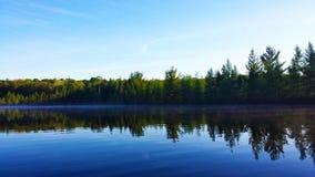 Αντανάκλαση φύσης Στοκ Εικόνες