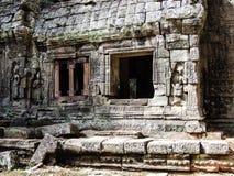 Αντανάκλαση Wat Angkor Στοκ Εικόνες