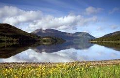αντανακλάσεις βουνών στοκ εικόνες με δικαίωμα ελεύθερης χρήσης