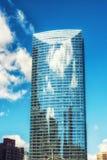 Αντανακλάσεις γραφείων του Σικάγου Στοκ φωτογραφίες με δικαίωμα ελεύθερης χρήσης