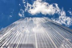 Αντανακλάσεις γραφείων του Σικάγου Στοκ φωτογραφία με δικαίωμα ελεύθερης χρήσης
