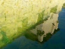 Αντανακλάσεις, Torre de Varona, Valdegovia (Araba) Στοκ φωτογραφία με δικαίωμα ελεύθερης χρήσης