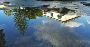 Αντανακλάσεις λακκούβας Στοκ φωτογραφία με δικαίωμα ελεύθερης χρήσης
