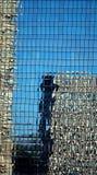 Αντανακλάσεις κτιρίου γραφείων στο Σίδνεϊ Στοκ εικόνες με δικαίωμα ελεύθερης χρήσης