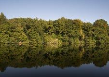 Αντανακλάσεις νερού Στοκ Εικόνες
