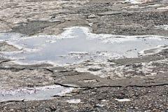 Αντανακλάσεις νερού Στοκ Φωτογραφίες