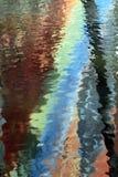 Αντανακλάσεις ουράνιων τόξων Στοκ φωτογραφία με δικαίωμα ελεύθερης χρήσης