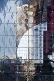 Αντανακλάσεις πόλεων Στοκ Φωτογραφία