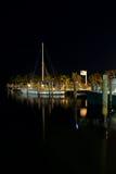 Αντανακλάσεις στο λιμάνι - Florida Keys Στοκ Εικόνα