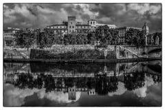 Αντανακλάσεις της Ρώμης Στοκ φωτογραφίες με δικαίωμα ελεύθερης χρήσης