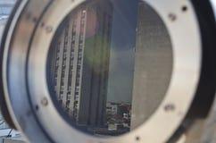 Αντανακλάσεις του γυαλιού ι Στοκ Φωτογραφίες