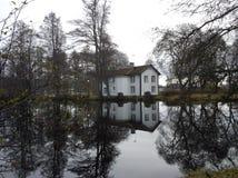 Αντανακλάσεις το φθινόπωρο jpg Στοκ φωτογραφίες με δικαίωμα ελεύθερης χρήσης