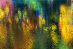 Αντανακλάσεις φθινοπώρου Στοκ φωτογραφία με δικαίωμα ελεύθερης χρήσης