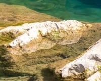 Αντανακλαστικός σχηματισμός βράχου στοκ φωτογραφίες