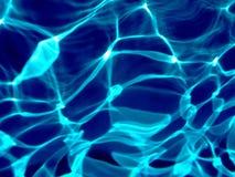 Αντανακλαστικό φως Blure στο νερό Στοκ φωτογραφίες με δικαίωμα ελεύθερης χρήσης