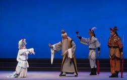 """Ανταρκτική η cockle-πέμπτη πράξη κλέβει αθάνατος-Kunqu Opera""""Madame άσπρο Snake† Στοκ φωτογραφία με δικαίωμα ελεύθερης χρήσης"""