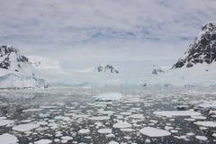 Ανταρκτική - τοπίο Στοκ φωτογραφία με δικαίωμα ελεύθερης χρήσης