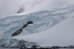 Ανταρκτική - τοπίο Στοκ Εικόνα
