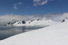 Ανταρκτική - τοπίο Στοκ Φωτογραφίες